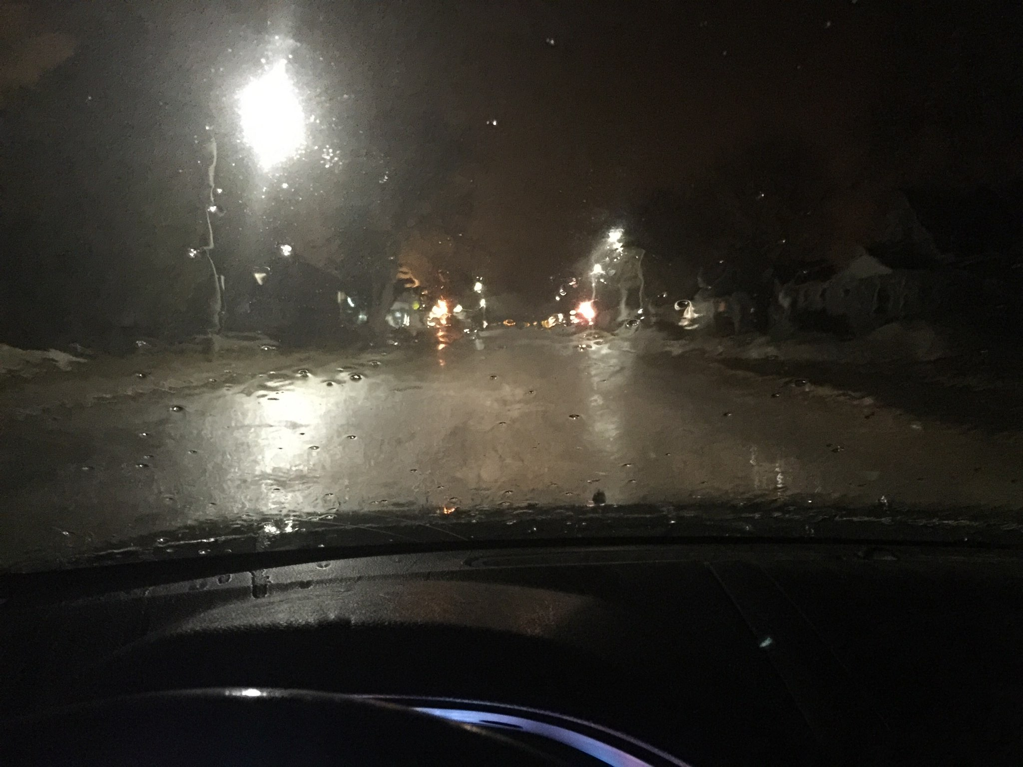 FREEZING RAIN WARNING / HEAVY RAIN