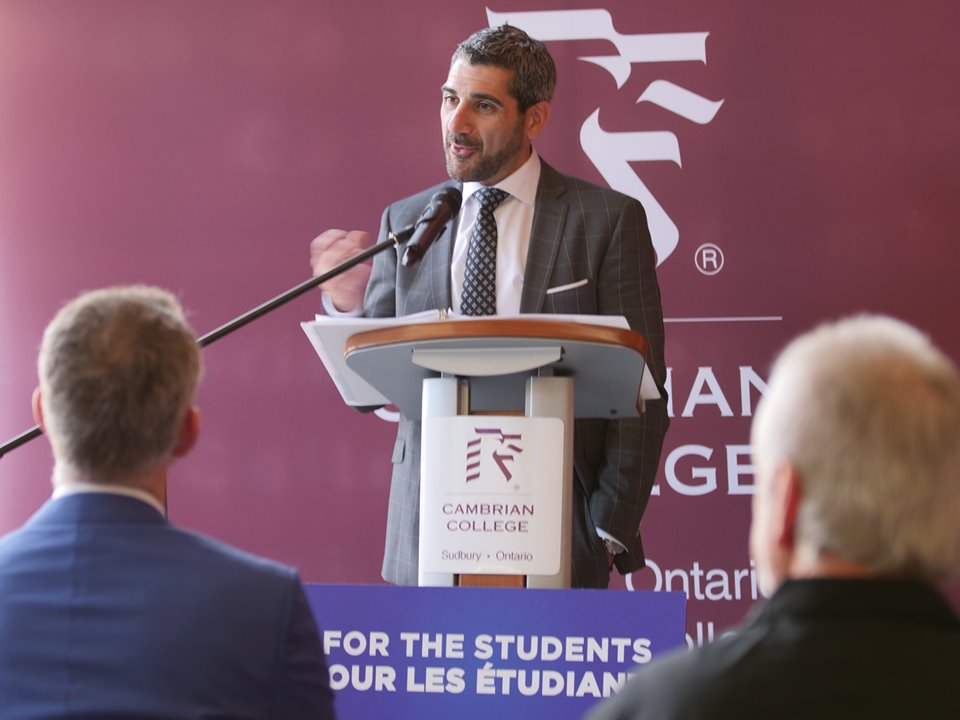 Applied research at Cambrian gets $2-million for research development